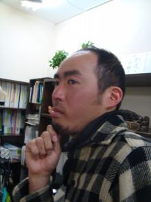 雪男あらわる!!