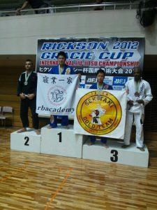 ヒクソン杯国際柔術大会