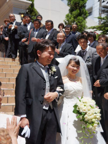 ~結婚式~